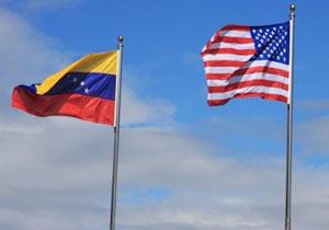 آمریکا دو دیپلمات ونزوئلایی را اخراج کرد