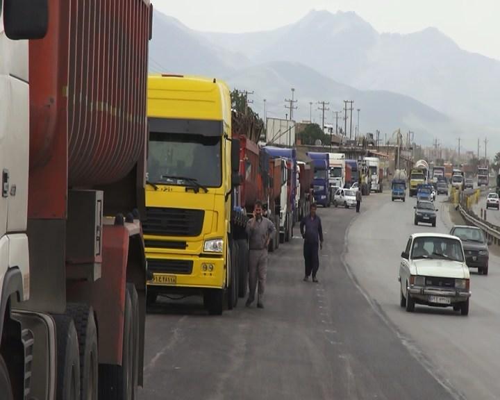 تجمع صنفی کامیونداران همدانی