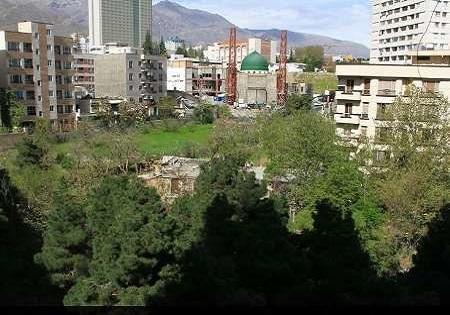 مجوزهای برج باغ بعد از ۲۲ اسفند ۹۶ تخلف است