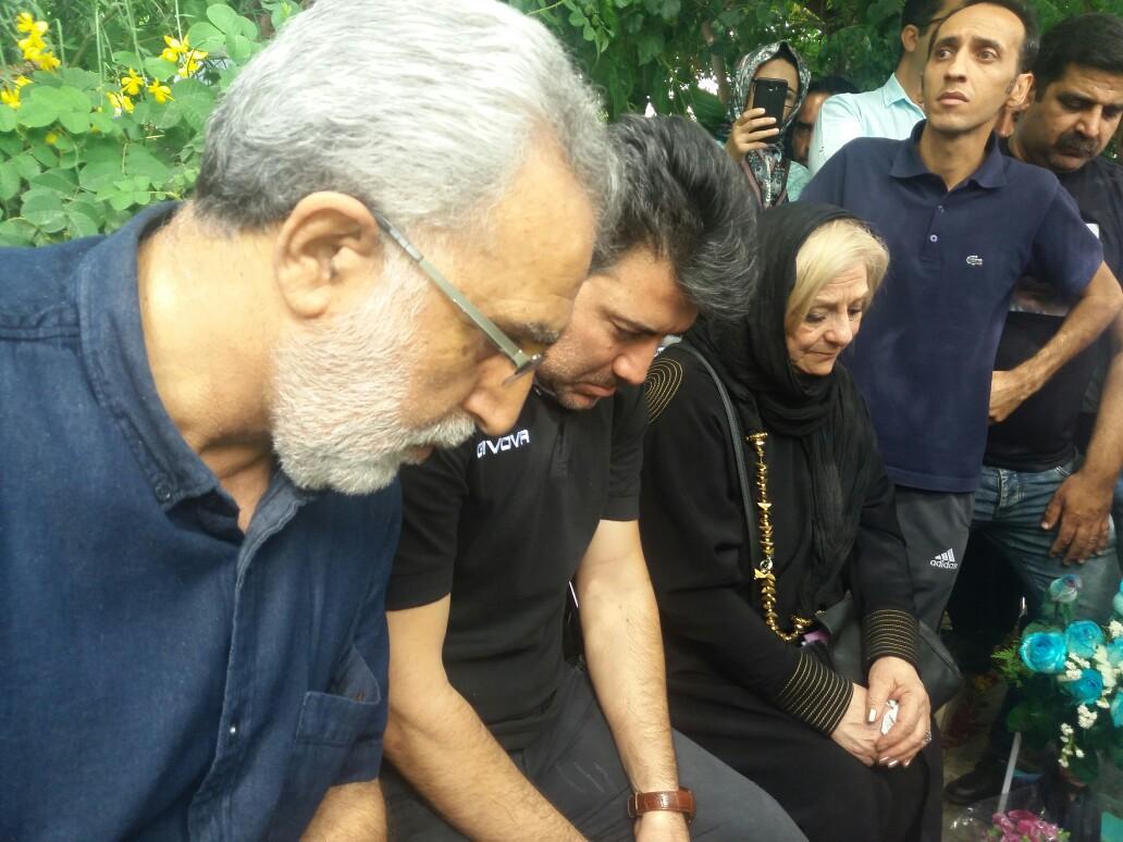 مراسم هفتمین سالگرد درگذشت ناصر حجازی برگزار شد
