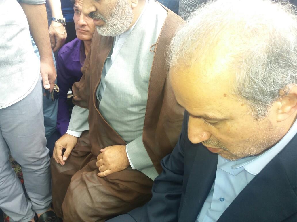 مراسم هفتمین سالگرد درگذشت ناصر حجازی برگزار شد + تصاویر