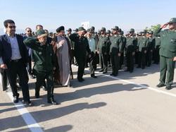 صبحگاه مشترک به مناسبت سوم خرداد در یاسوج برگزار شد