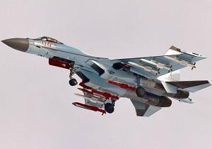 روسیه 10 جنگنده سوخو-35 به چین تحویل می دهد