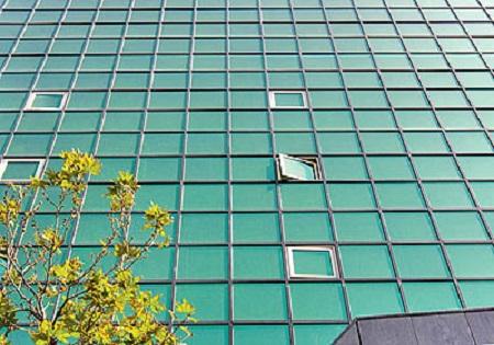 استفاده از نمای شیشهای هدر دادن انرژی است