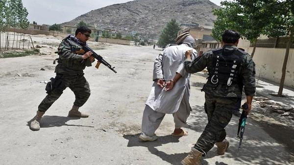 جلوگیری از وقوع یک حمله انتحاری در ولایت لغمان