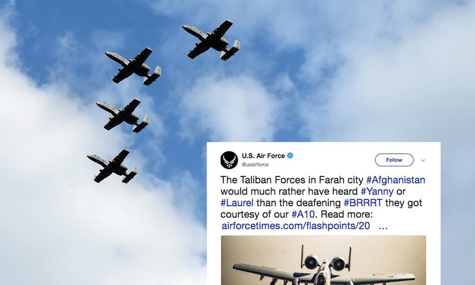 خشم مردم و سیاستمداران افغانستان از شوخی بی مزه ارتش آمریکا در توئیتر