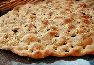 نان سنگک آزادپز ۵۰۰ تومان گران شد