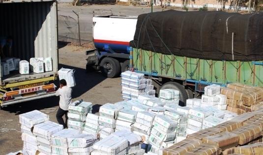 کشف محموله ۱۵ میلیاردی کالای قاچاق در سیرجان