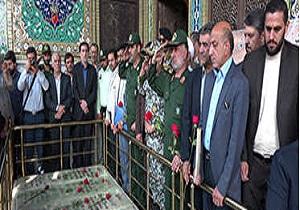 فتح خرمشهر نماد مقاومت و ایستادگی ملت ایران است