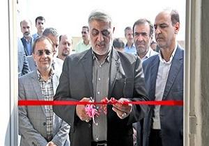 افتتاح فاز دوم نیروگاه خورشیدی شرکت آبفای قم