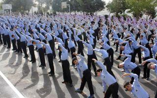 از 120 معلم ورزش در استان خراسان تجلیل شد