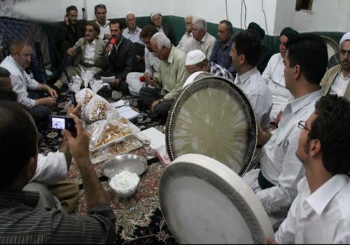 آداب و رسوم زاگرس نشینان در ماه مبارک رمضان