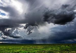 پیش بینی افزایش ابر و بارش پراکنده باران