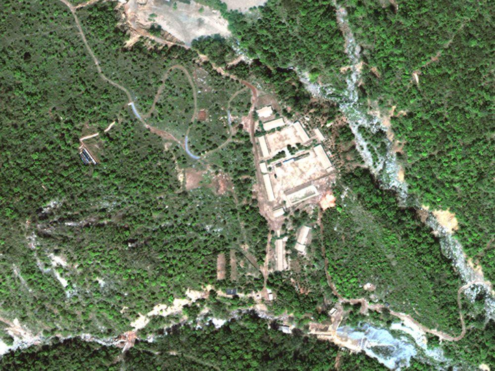 باشگاه خبرنگاران -خبرگزاری یونهاپ از تخریب سایت اتمی کره شمالی خبر داد