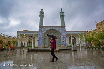 باشگاه خبرنگاران -بارش باران بهاری در همدان