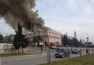 وقوع انفجار در یک کارخانه ساخت مواد منفجره در ترکیه