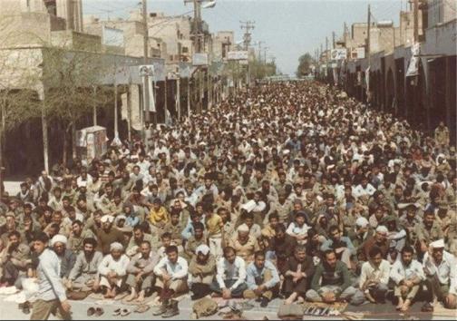 دزفول، مهبط ملائکه الله در جنگ/ شهر ایستادگی و مقاومت