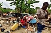 در ساحل عاج سیل جان ۱۵ نفر را گرفت