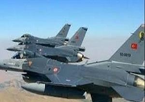 باشگاه خبرنگاران -حمله جنگندههای ترکیه به مناطق مرزی استان اربیل عراق