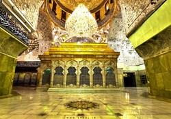 سنگفرش سرداب حرم امام حسین(ع) به روایت تصویر