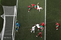 جام جهانی 2018 روسیه/دیدار تیمهای فوتبال پرتغال و مراکش