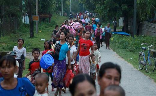 باشگاه خبرنگاران -آمار هولناک خشونت جنسی و تجاوز به زنان روهینگیا در میانمار
