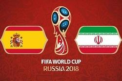 بازتاب بازی تحسینبرانگیز تیم ملی ایران برابر اسپانیا
