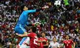 باشگاه خبرنگاران -بیرانوند:اگر گل شانسی اسپانیا نبود، تا صبح هم نمیتوانستند گل بزنند/چاره ای جزء شکست پرتغال نداریم