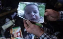 اقدام غیرانسانی صهیونیستها پس از زنده سوزاندن نوزاد فلسطینی +فیلم