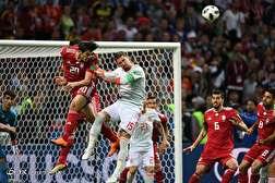 باشگاه خبرنگاران - جام جهانی 2018 روسیه/دیدار تیمهای فوتبال ایران و اسپانیا