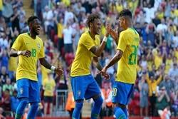 رسوایی اخلاقی برزیلی ها در روسیه