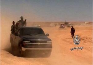 باشگاه خبرنگاران -هدف قرار گرفتن آخرین مراکز تروریستی در بادیه سوریه