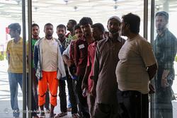 بازگشت ١٧ ملوان ایرانی از سومالی به کشور