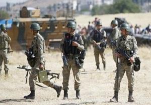 پیشروی نیرو های ترکیه در شمال عراق به سمت مرز ایران