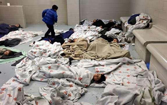 خوراندن داروهای روانگردان به کودکان مهاجر در مراکز بازداشت پناهجویان در آمریکا
