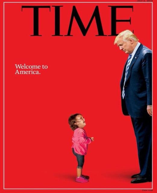 عکسی دلخراش از یک کودک مهاجر که به نماد سیاست ضدمهاجرتی آمریکا تبدیل شد+تصویر