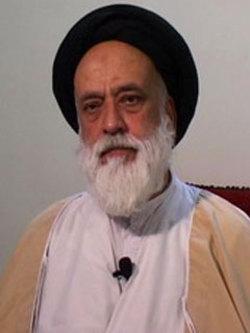 حجت الاسلام و المسلمین حسینی، استاد اخلاق درگذشت/تدفین در جوار شهدای گمنام