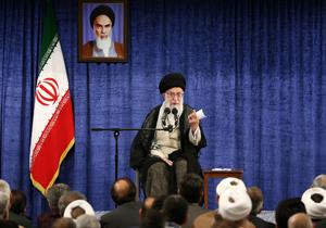 بیانات رهبر انقلاب درباره هدف ایران از انجام مذاکرات هستهای +فیلم