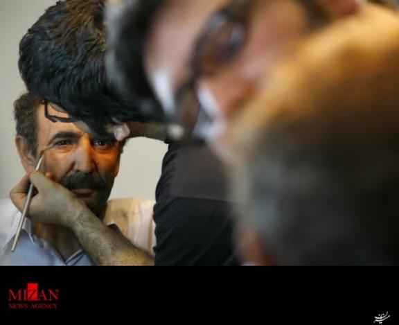 روایت عجیب بازیگر معروف ایرانی از فوت همسرش بر سر سفره افطار