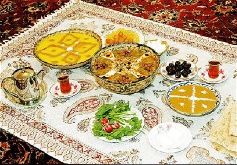 اصول افطاری دادن در ماه مبارک رمضان