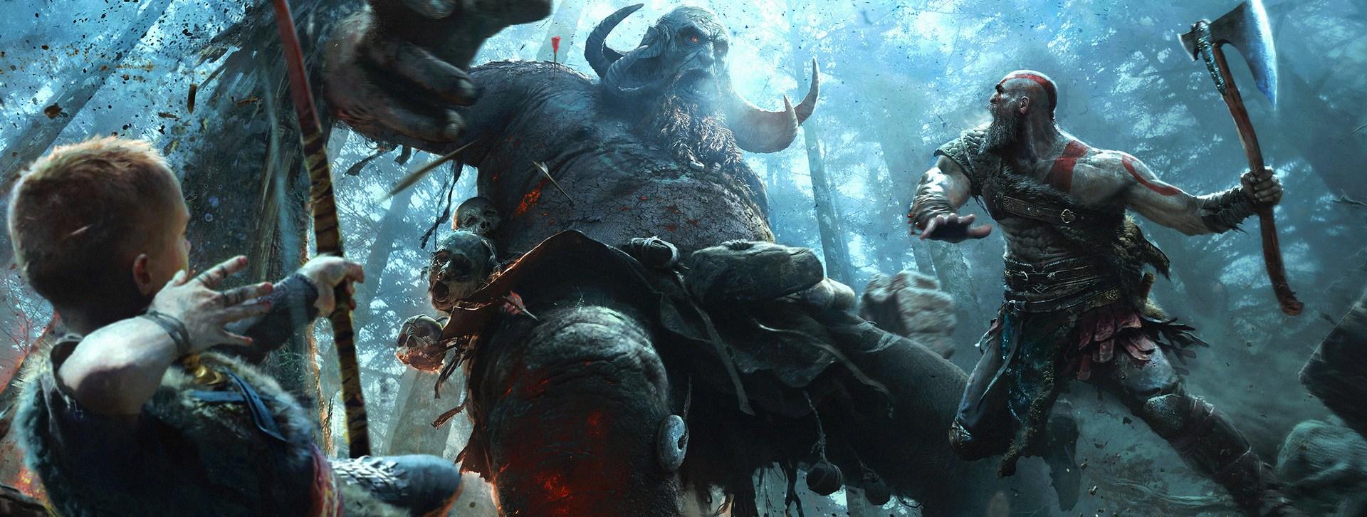 فروش عنوان God Of War 4 از مرز پنج میلیون نسخه عبور کرد