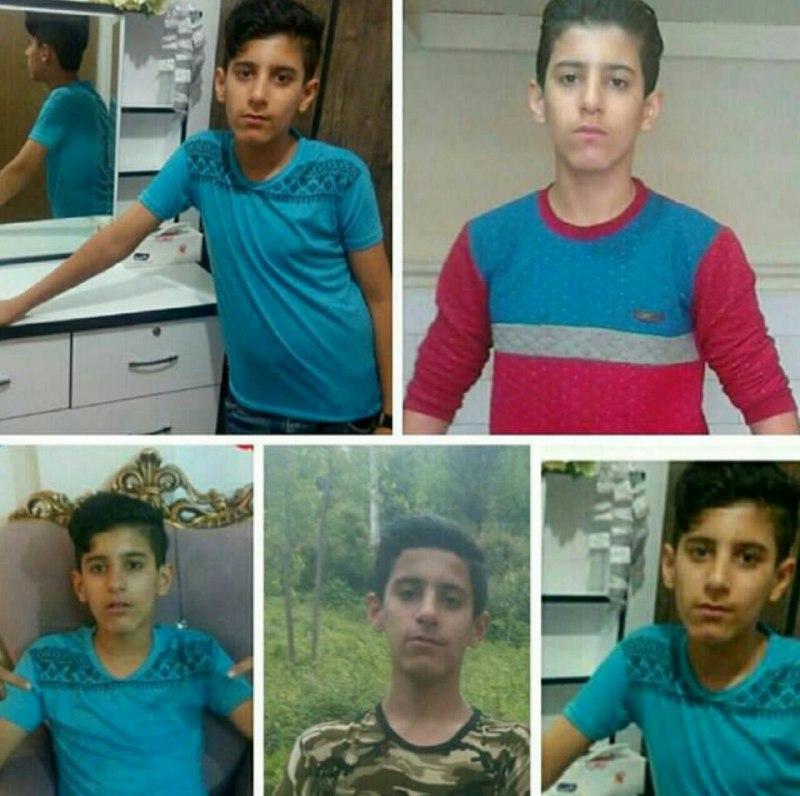 پدر گیلانی، در جستجوی نشانهای از پسر ۱۴ ساله در تهران سرگردان است