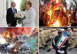 از شروط دوازدهگانه آمریکا برای توافق جدید با ایران تا ۱۵ قدرت نظامی برتر جهان+ تصاویر