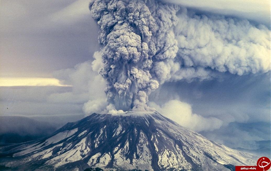 علت فوران آتشفشان به زبان ساده + کاربرد آنها