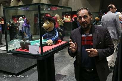 باشگاه خبرنگاران -جشنواره عروسک در گذر زمان