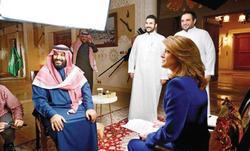 بازی رسانهای سعودیها در قالب