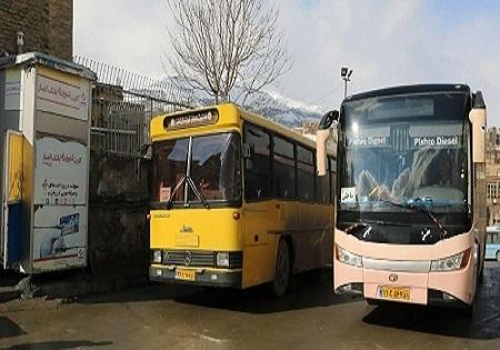وجود 3 پارکینگ اتوبوس شهرداری در شهر ری عامل آلودگی صبحگاهی هوای جنوب تهران است