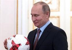 پوتین قهرمان جام جهانی ۲۰۱۸ را پیشبینی کرد