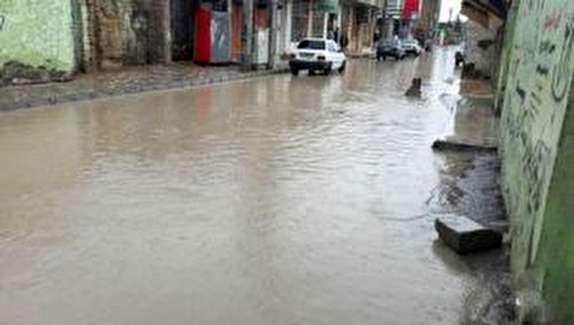 باشگاه خبرنگاران - خسارت بارش های اخیر و جاری شدن سیل در آذربایجان شرقی