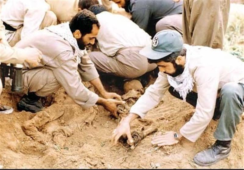 شهیدی که پس از 17 سال بعد از تفحص زنده شد +فیلم